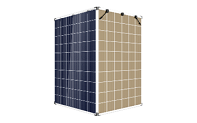 Frameless Solar Panels