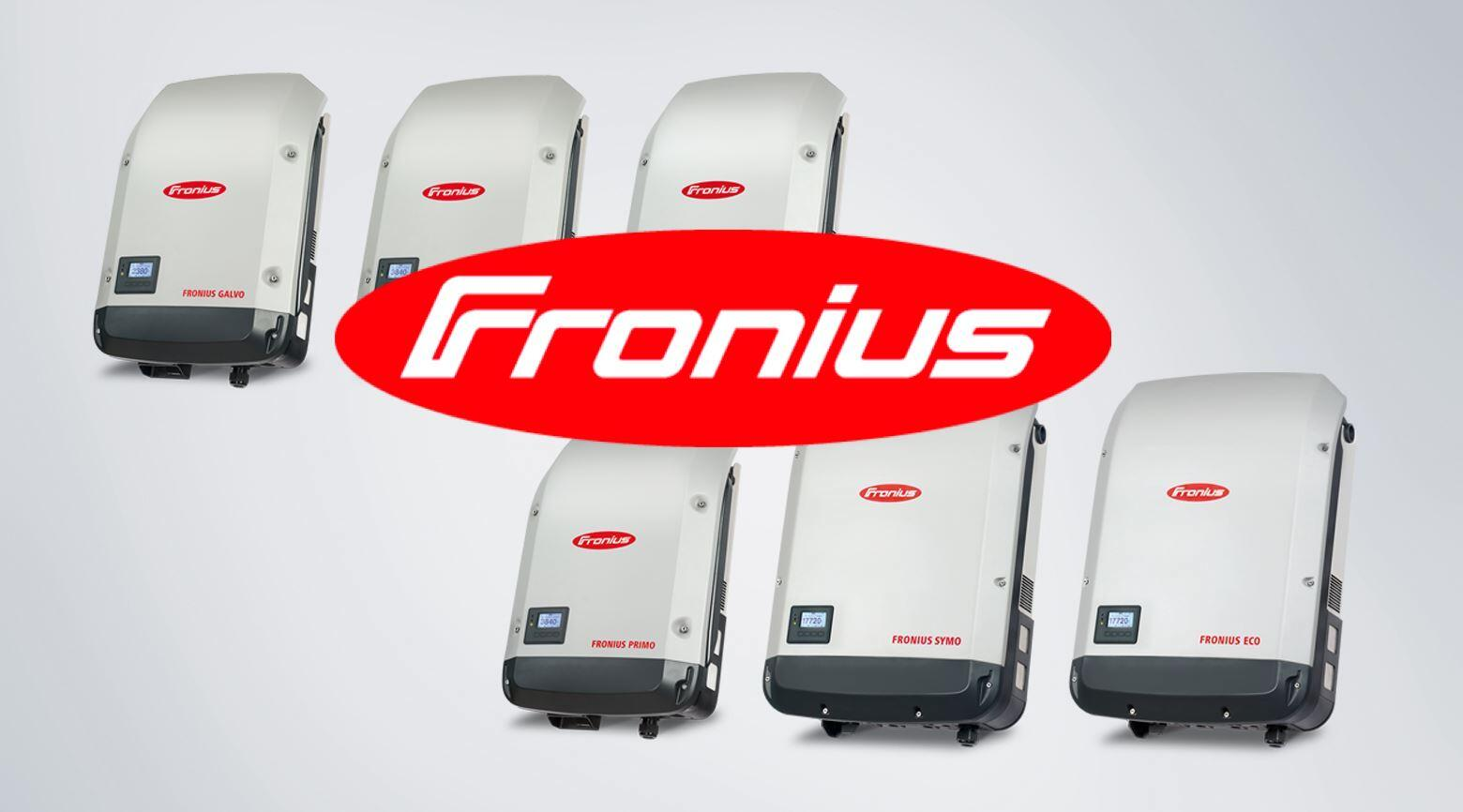 Fronius Inverters Cover image