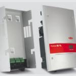 Fronius inverters: mounting system