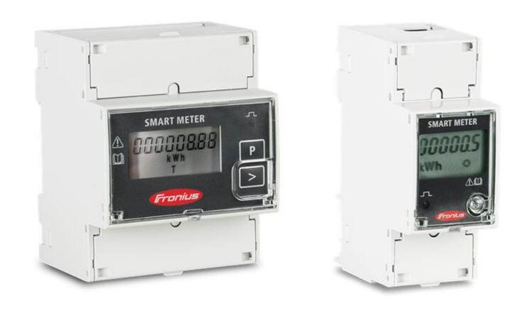 Fronius Smart Meters single phase and three phase