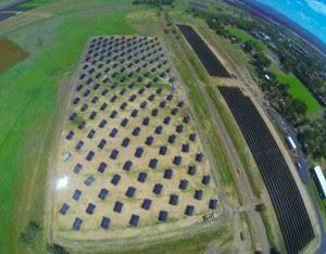 Gatton solar farm