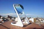 Rawlemon solar concentrator