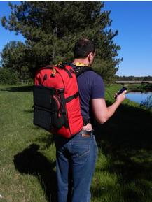 Go Kin solar backpack