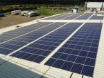 Greggs Bakeries UK solar panels
