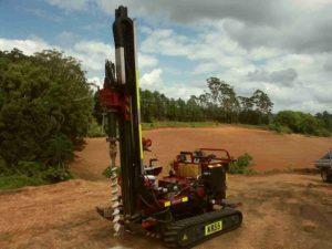 Ground screw insertion2