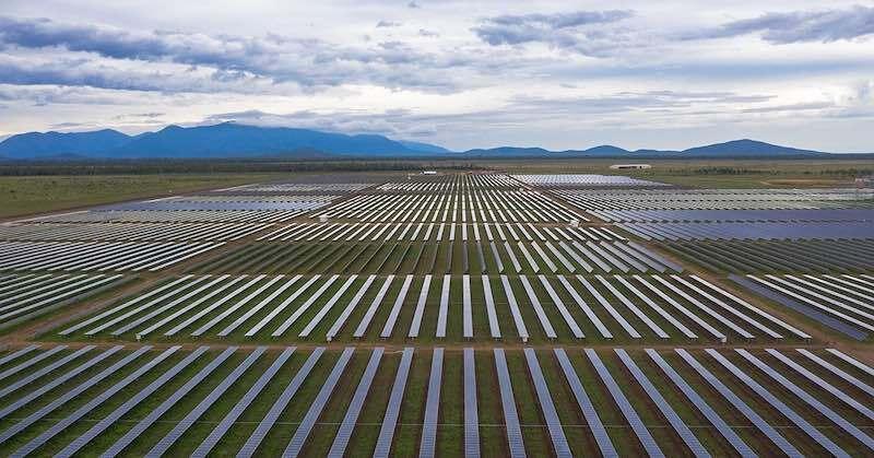 Haughton Solar Farm