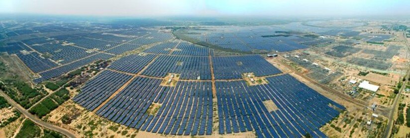 Huawei solar inverter large-scale project 50MW in India