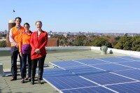 Marrickville Council solar array