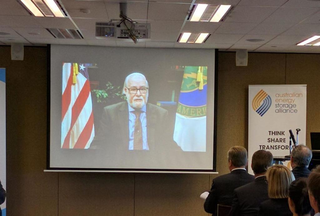 Imre Gyuk AESDB launch