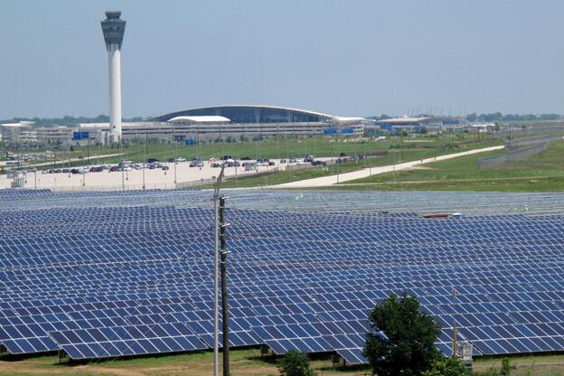 Indiana Solar Farm Indianapolis, Indiana