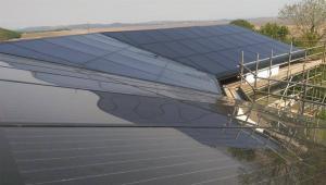 infinity solar roof
