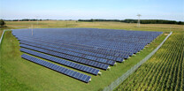 JinkoSolar solar farm
