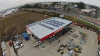 Kennards Hire Rutherford - 15kW solar