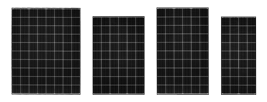 Kyocera KD Polysilicon Solar Panels