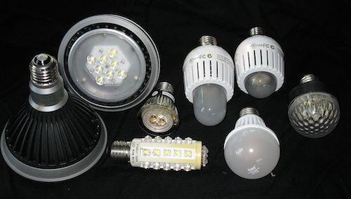 LED Lightbulbs Wikipedia