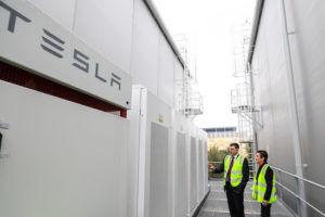 Tesla battery Sydney