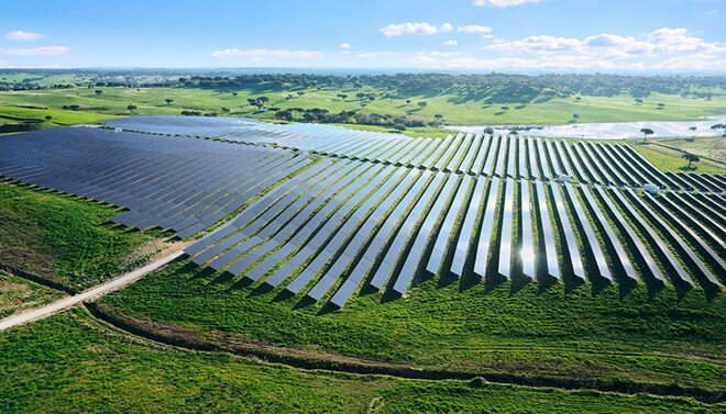 LONGi Solar Panel example project victorian government contract