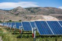 NEXTracker Solar array