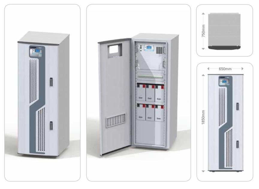 Magellan RES1 energy storage solution