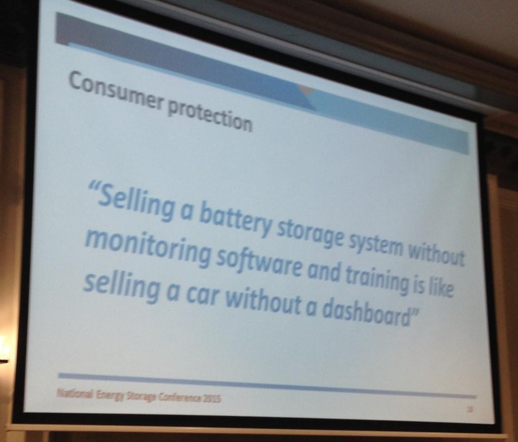 Mark Williamson CER battery systems