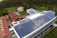 Mater Dei College 150kW solar array