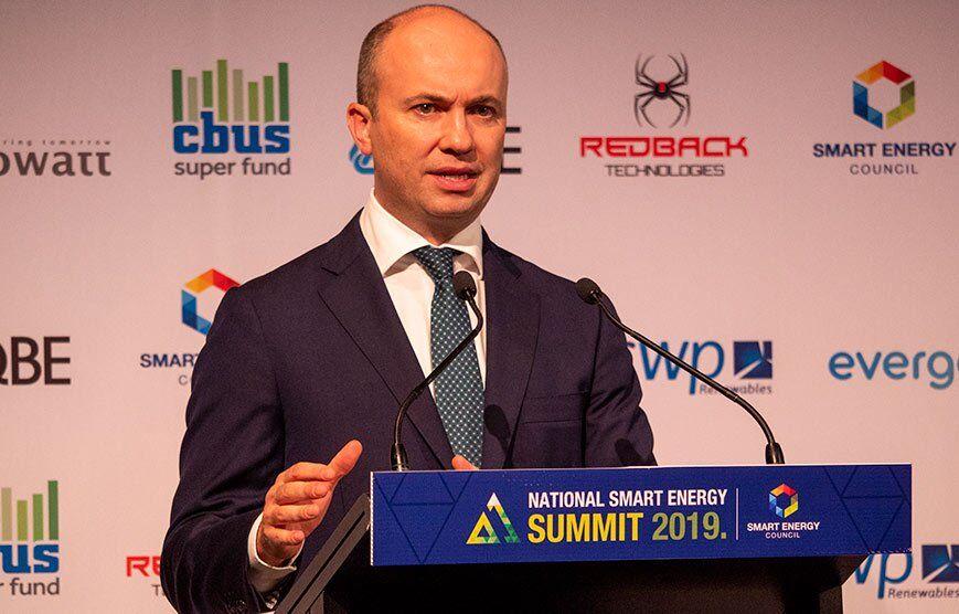 Matt kean National Smart Energy Summit