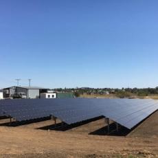 Poultry Farm NSW Solar