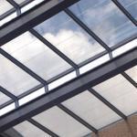 Onyx Solar Transparent PV Glass