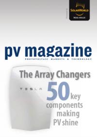 PV Magazine 50 Array Changers