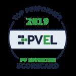 PV Evolution Labs 2019 Top Performer Inverters