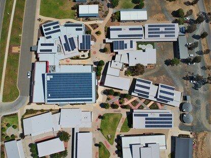 Phono solar project
