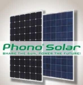 phono solar logo