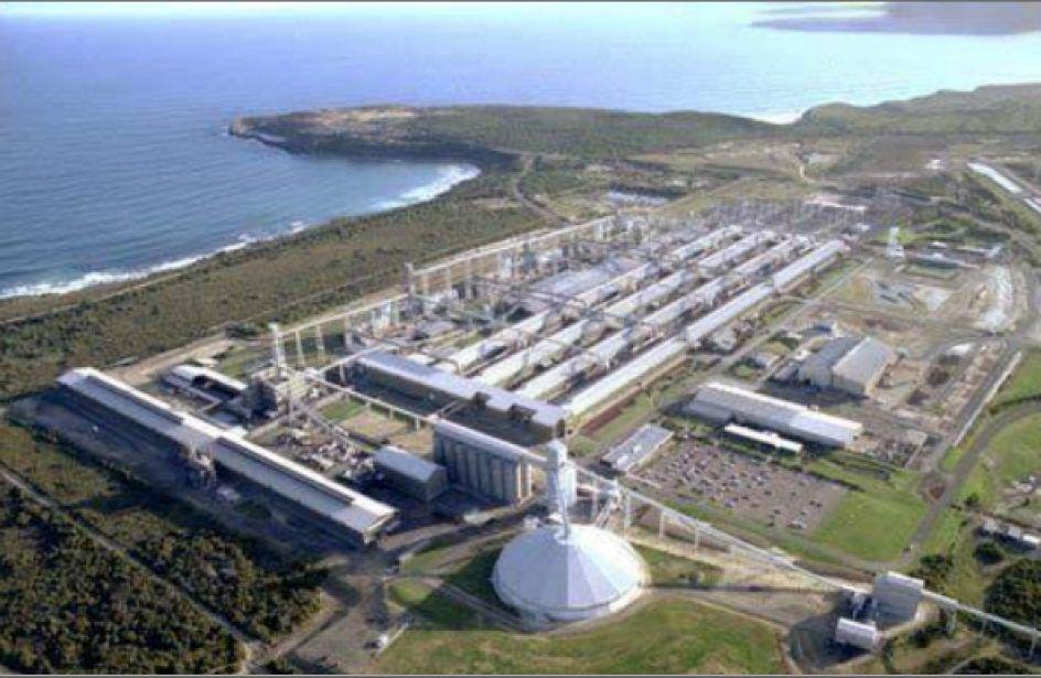 Portland Alcoa Smelter