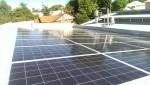 Post Newspaper 30kW solar array