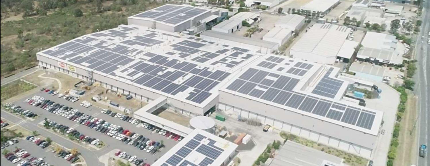 Primo Hans Solar 3.2MW Solar Install