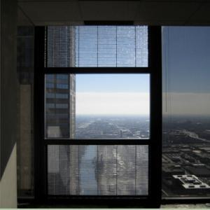 Pythagoras BIPV solar windows Willis Tower Demo Project