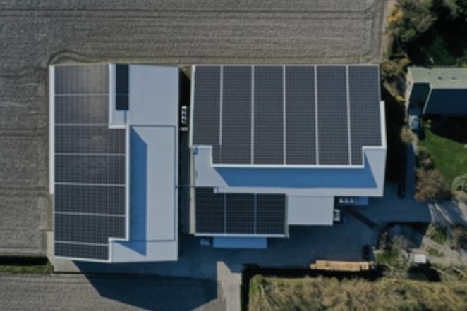 REC Alpha Comercial Project Netherlands