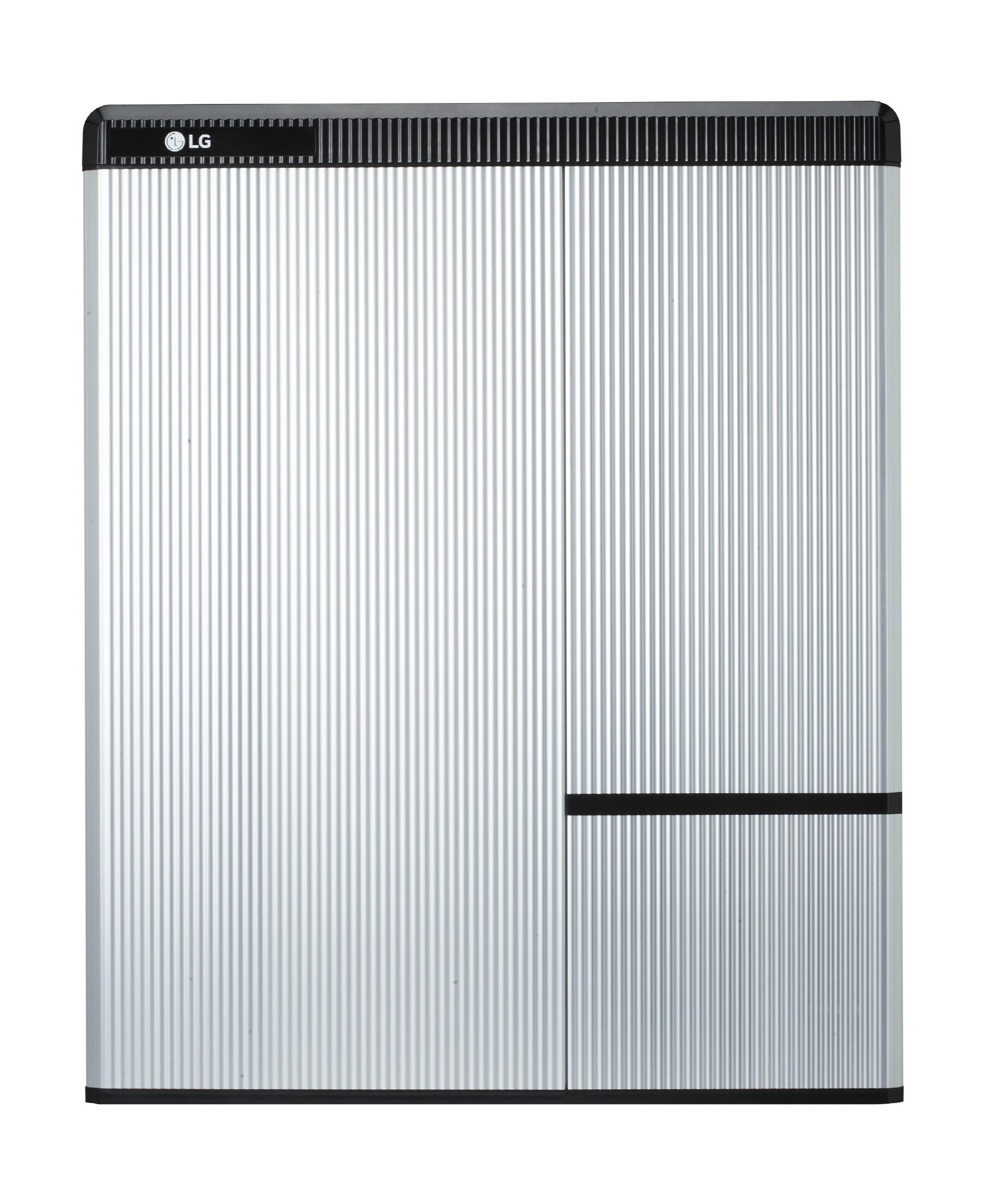 LG Chem RESU7H Solar Battery silver