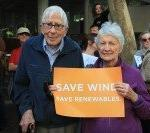 Rally for Renewables: Save Wind