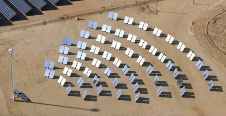 RayGen solar efficiency record