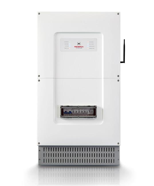Redback Smart Hybrid System front