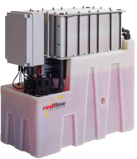 """Redflow-battery% - Caramba con las baterías """"de flujo"""""""