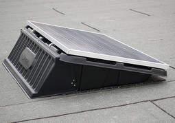 Renusol S Cs60 Innovative Solar Panel Mounting For Flat