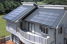 Residential Solar Power Installations booming in Japan
