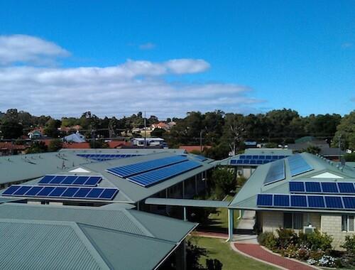 Retirement Villages Solar Power 6