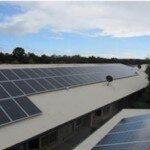 Rooftop Solar array Marsden Gardens Qld