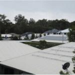 Rooftop solar pv array Queensland