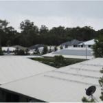 Rooftop solar pv array Queensland