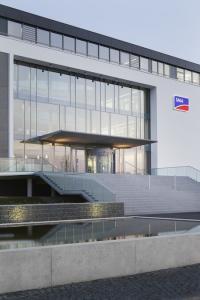 SMA Solar Inverters Headquarters, Germany.