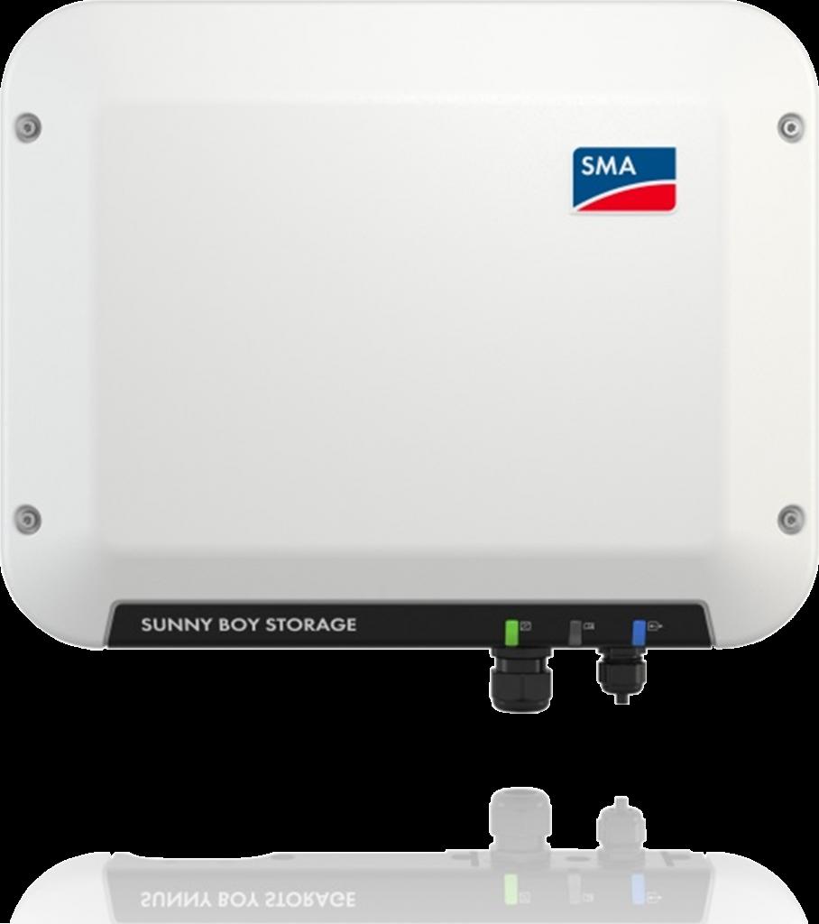 Sma Inverter For Powerwall Retrofits Sunny Boy Storage